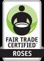 Fair Trade Certified Roses